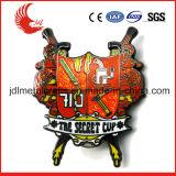 Pin значка регионарной характеристики Китая сбывания цены по прейскуранту завода-изготовителя изготовленный на заказ