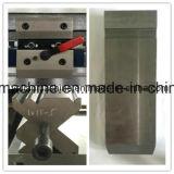Máquina de dobra Wc67y-160X3200 hidráulica