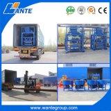 Machine d'industries de machine de fabrication du bloc Qt40-1 petite