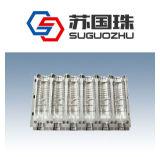 6 прессформа бутылки воды полостей 1.5L дуя для линейной машины