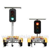 Optrafficの交通制御の警報灯12Vの太陽交通信号ライト