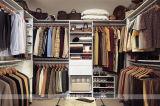 Spazio Save Simple Design Wooden Walk in Wardrobe