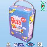 Poudre à laver de Nonphosphorus/poudre détergent de blanchisserie/poudre détergente dans concentré