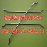Fibre en acier pour le renfort concret, fibre d'acier inoxydable