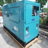 con el generador diesel silencioso del motor 403D-11g de Perkins 10kw para el uso casero con el control de Comap