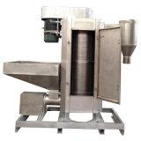 乾燥のプラスチック薄片のための自動ステンレス鋼プラスチック排水機械