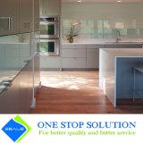 Mobília elevada dos gabinetes de cozinha do revestimento da laca do lustro da cor cinzenta fresca nova (ZY 1059)