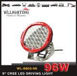 "El punto del LED enciende la luz de conducción del CREE LED de 9inch 96W para el Wrangler SUV Wl-8805 9 del jeep "" (LED-LIGHT-BAR)"