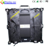 P3.91屋外の使用料のLED表示500mm x 500mmのキャビネット