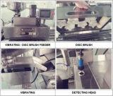 Tipo liso máquina de embalagem Dpp-140A da automatização pequena da bolha do PVC de Alu