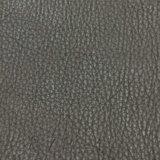 Korn-weich glattes geprägtes Möbel synthetisches PU-Leder (Hongjiu-878#)