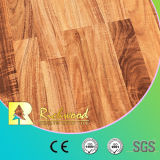 12.3mm HDF AC4 High Gloss Waxed Edge Vinyl Laminate Laminated Wood Flooring