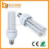 By3018 venta caliente en forma de U LED lámpara del maíz SMD2835 claro y blanco como la leche luz del ahorro de energía