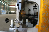 Nc-elektrische hydraulische Synchrounisierungs-Stahlplatten-hydraulische Presse-Bremsen-Maschine Wc67k
