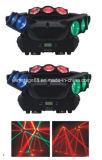 свет 9*10W RGB Effet СИД, в 1 свете луча спайдера CREE LED/LED Moving головном с 9 головками