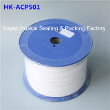 PTFE/Teflon com Aramid Fiber Pump Gland Seal Packing