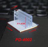 Suporte de cartão plástico (PD-4002)