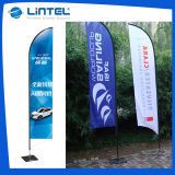 Exposition 100% New Advertising Publicitaire Beach Flag (LT-17F)