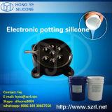 Le caoutchouc de silicone de traitement de bidon pour la mise en pot électronique