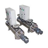 50のT/Hの自動自浄式紫外線水滅菌装置、紫外線フィルター、紫外線ランプ