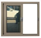 Puder-überzogenes Aluminiumprofil-schiebendes Fenster Kz272