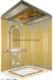 Aguafuerte Hl-X-044 del espejo del oro de la elevación del elevador del hogar de la elevación del elevador del pasajero