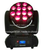 CREE 10W 4in 1 LED12X10W Beam Moving Head Light/CREE LED Stage Light