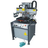 TM-2030A escolhem a impressora vertical Flatbed servo da tela de seda de exatidão elevada