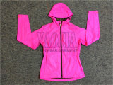 Fashion Windbreaker Jacket женщин с AC Coating