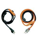 cabo de aquecimento da tubulação do UL 120V