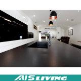 2016の新しいモデルPVC台所モジュラー食器棚の家具(AIS-K984)