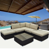 Stylish and Innovative 5 Seater Cube Sofa Set Móveis de Rattan