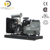 jeu diesel silencieux de production de l'électricité 200kw