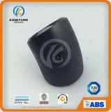 Ajustage de précision de pipe en acier de coude de l'acier du carbone Wpl6 45D avec TUV (KT0302)