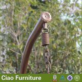 OpenluchtPE van het Meubilair van de tuin Rotan/Rieten Hangende Stoel