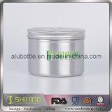 Scatola metallica di alluminio del tè