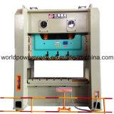 Machine de presse d'alimentation électrique de manivelle de double de trame de H