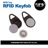 125kHz plástico esperto Tk4100 Keyfob RFID Keychain