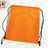 Kundenspezifische Polyester210d Drawstring-Einkaufstasche mit Protokoll M.Y.D-010