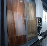 Preço lustroso UV da placa do MDF de Foshan Zh para o painel da porta de gabinete da cozinha (zh3923)