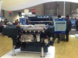 motor marinho do barco de pesca do motor Diesel de 410HP 1800rpm Yuchai