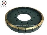 다이아몬드 모서리를 깎아내는 바퀴를 금속 접착시키십시오