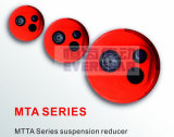 컨베이어 Belt Gearbo Ta 70 - 85 mm Shaft Mounted Gear Reducer 25-1 Ratio Cast Iron