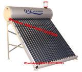 Qal 20 de Verwarmer van het Water van de Zon van de Buis (200Liter)