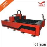 500W de snelle CNC van de Verzending Scherpe Machine van de Laser van de Vezel voor Metaal