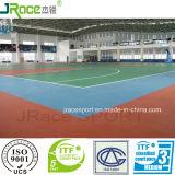 Pavimento de corte de esportes indoor de alto desempenho
