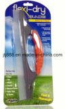 Espalhador de lâminas de água Flexi-Dry de silicone com alça de aperto