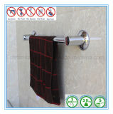 Staaf van de Handdoek van de Hardware van de badkamers de Sanitaire Enige voor de Deur van de Douche