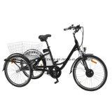 Электрический велосипед 3 колес