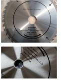 7 1/4 pulgadas 60t de tungsteno con punta de carburo circular Sierra de widia para Madera